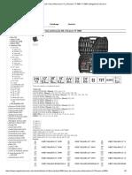 Trusa de Scule Yato Profesionala XXL 216 Piese YT-3884 YT-3884 _ MagazinulCuScule