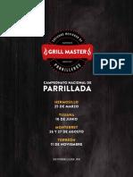 Bases Grill Master 2017 V0207