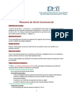 Résumé de Droit Commercial (1)