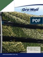 GroWall - Vertical Garden Systems