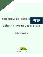 Exploracion en el Subandino Boliviano . Ing Cruz.pdf