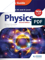 Hodder Physics Revision Guide 2nd Edition