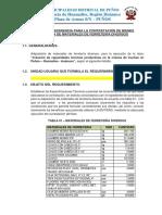 2.- Tdr - Materiales de Ferretería