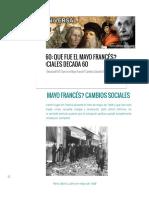 Década Del 60_ Que Fue El Mayo Francés_ Cambios Sociales Decada 60