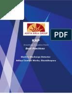Electric Discharge Detection(EDD) in Motor Bearings_BP 40