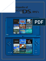 The Encyclopedia of Nintendo DS RPGs