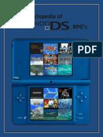 The Encyclopedia of Nintendo DS RPGs