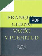 CHENG, F. - Vacío y Plenitud.pdf