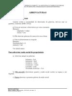 Manual Abreviaturas