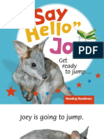 Say Hello Joey