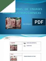Maquinarias de Envases Para Industrias Carnicas