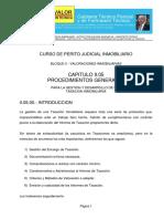 01-Leccion Requisitos Del Informe de Tasacion