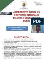 Presentacion Componente Social Py de Ays