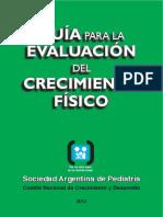 CRECIMIENTO Y DESARROLLO Libro Verde