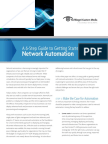 6-Step Guide to Network Automation