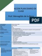 Presentacion Plan Diario de Clase Segunda Presentacion[1]