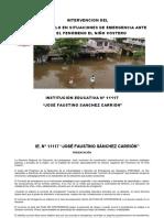 Currículum de Emergencia Fenomeno El Niño (2)