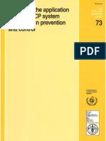 FAO MYCOTOXIN PREVENTION HACCP MANUAL.pdf
