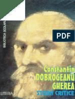Gherea C D - Studii critice (Aprecieri).pdf