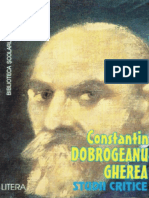 Gherea C D - Studii critice (Cartea).pdf