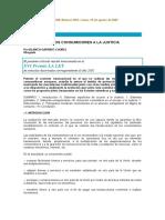 Acceso de Los Consumidores a La Justicia (Blanca Garrido Cou
