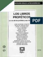 A.v. - Los Libros Profeticos