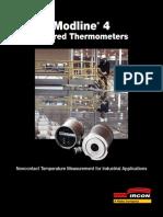 Fluke Ircon Modline Spot Pyrometers