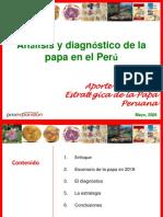 13 Presentacion Papa Huancayo Gladys Tribeno