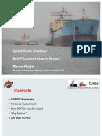 SmartPorts05 M.pluijm ROPES JIP