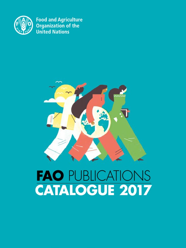 Fao Publications Catalogue 2017 Food And Agriculture  # Gadsden Muebles