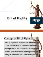 Bill of Rights New