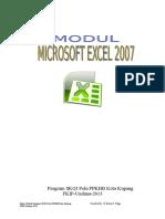 Modul Excel Ppkhb Undana