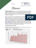 Carta. La Selectividad de Trato en La CDHDF3