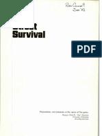 Street survival