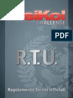 Regolamento risiko Challenge