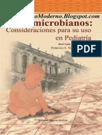 Antimicrobianos Consideraciones Uso en Pediatría Lahabana