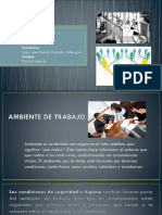 Clima y Ambiente de Trabajo (1)