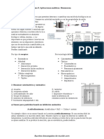 Biosensores, resumen