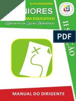 II SECÇÃO - JÚNIORES - Manual de Apoio à formação - v.1.0