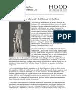 2015 Poseidon Press Release