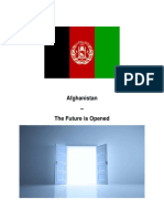 Afghanistan Micro Power Plants Project 001