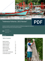 Indonesia Fisheries 2015 Review