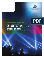 Artificial Optical Radiation
