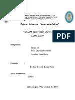 Ceulares Gama Baja Informe 1