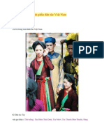 Danh mục các thành phần dân tộc Việt Nam
