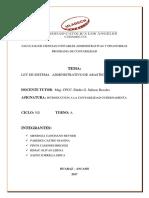 Abastecimiento i Formtiva Grupal