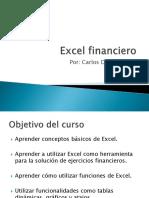 Excel Financiero 1 - Clase (1)