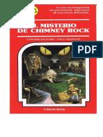 """Librojuego """"Elige tu propia aventura"""" 16 El misterio de Chimney Rock"""