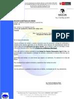 CARTA DE INVITACION A FIESTA DE PROMOCION A DIRECTOR UGEL.doc
