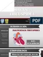 insuficiencia tricuspidea